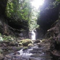 温泉ツアー ヒドゥンバレー観光