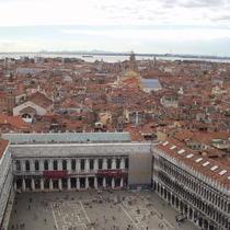 ベネチア午前市内観光