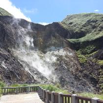 【早割り10%OFF!!!】陽明山国家公園-山水と秘湯の半日コース
