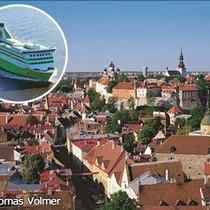 プライベート ヘルシンキからエストニアの首都・世界遺産の街タリンへ~ホテルから港まで専用車+港での日本語アシスタント付