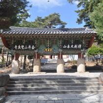 千年古刹「金井山 梵魚寺」&海雲台ビーチ・繁華街+選べるランチ欲張り1日ツアー