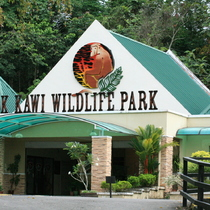 ロッカウィ動物園とショッピング