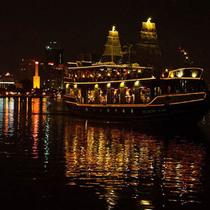 【夜の定番】ホーチミンの夜景を楽しむーサイゴン川ディナークルーズ