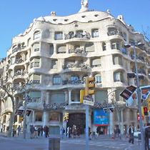 ~地中海クルーズ専用~ 日本語ガイドと専用車で行く バルセロナ市内観光