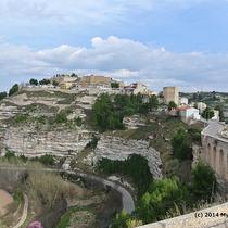 専用車で行く スペインの秘境・天空の村を訪ねる 1日観光