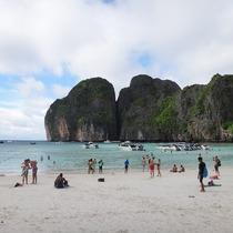 スピードボートで行く ピピ島&カイ島1日観光