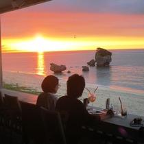 【本島 美ら海水族館近く】ビーチサイドで夕日や星空を見ながら、五感が満たされる琉球モダンフレンチコース! by On the beach CAFE