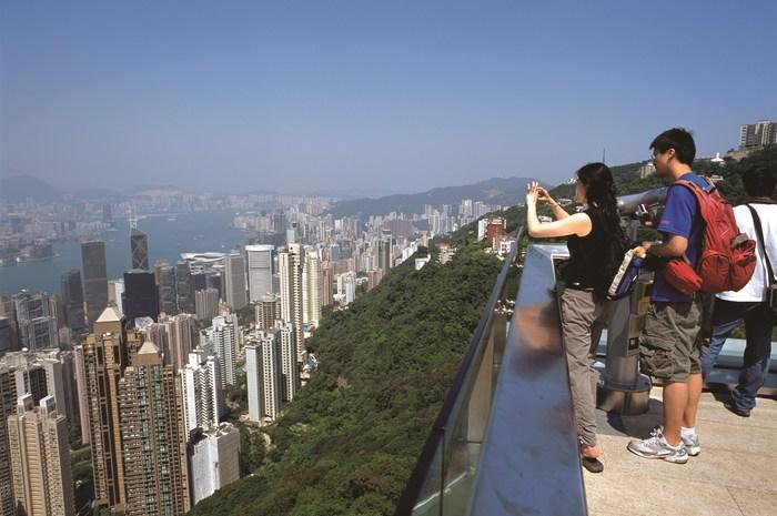 モーニング香港ハイライト 半日市内観光 (選べる飲茶のランチ)