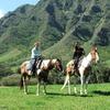 クアロア牧場 乗馬で広大な敷地を体感 の写真