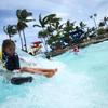 ハワイのプールで1日遊ぶ! ウェット・ア...の写真