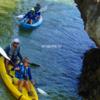恩納村 カヤックと青の洞窟シュノーケルの...の写真