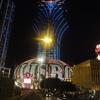 マカオオープントップバスナイトツアーの写真
