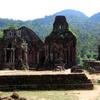 ダナン 世界遺産ミーソン遺跡の写真