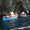 カプリ1日観光 昼食付き 幻想的な青の洞...の写真