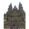 聖地サンティアゴ・デ・コンポステーラのパ...の写真