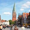 リューネブルク、バウムクーヘン発祥の地ザ...の写真