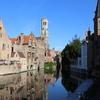 ベルギー2つの世界遺産 ブリュッセルとブ...の写真