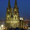 3つの世界遺産 ケルン大聖堂、アウグスト...の写真