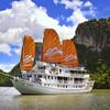 [最高級の豪華客船] ハロン湾ボート宿泊...の写真