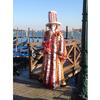 ベネチアンカーニバルの仮装おっかけ写真撮...の写真