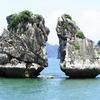 世界遺産 ハロン湾クルーズ一日観光の写真