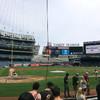 ヤンキースタジアム見学ツアーの写真