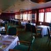 豪華客船クイーンメリー号でのディナーと空...の写真