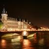 パリの夜景イルミネーションツアー【ホテル...の写真