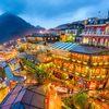 人気の夜の九份へ!最後は台北夜市を楽しむ...の写真