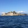 軍艦島上陸・周遊ツアーの写真