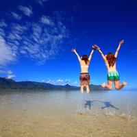 天国の海で絶景サンドバーシュノーケル &...の写真