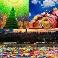 タイのフォトジェニックスポットツアー [...の写真