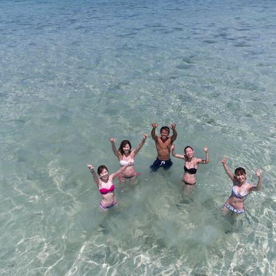 3タイプから選べる ! カネオヘ湾サンド...の写真