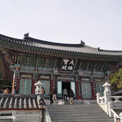 海東龍宮寺 + 海雲台ヌリマル半日ツアーの写真
