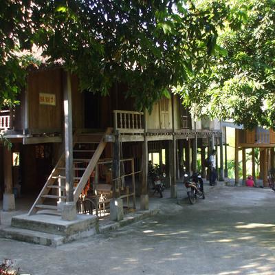 少数民族の村マイチャウ日帰り観光の写真