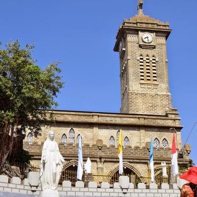半日ニャチャン市内観光の写真