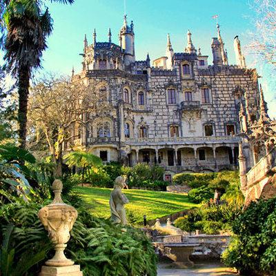 専用車で行く レガレイラ宮殿、ペーナ宮殿...の写真