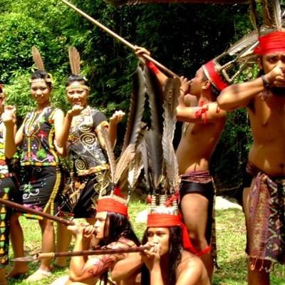 先住民族の伝統文化を学ぼう ! マリマリ...の写真