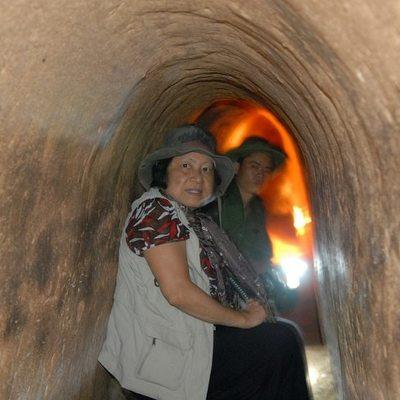 人気スポットを1日で クチトンネル + ...の写真