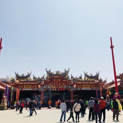 歴史の旅~台南チャーター観光プラン 孔子...の写真