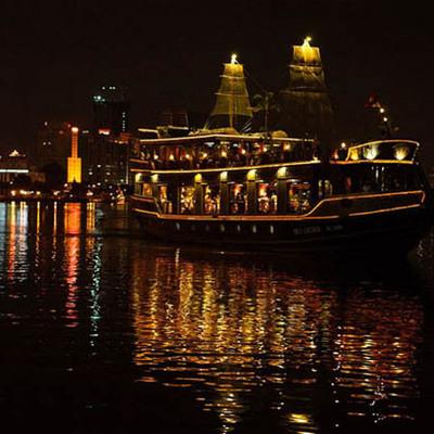 【夜の定番】ホーチミンの夜景を楽しむーサ...の写真
