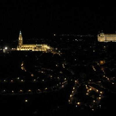 専用車で行く 美しいトレドの夜景鑑賞 (...の写真