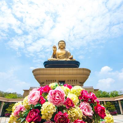 高雄仏光山参詣半日ツアーの写真