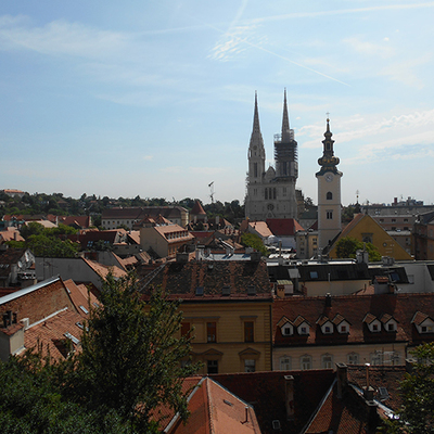 ザグレブ1泊2日観光 - クロアチアの首...の写真