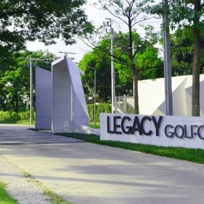 レガシー ゴルフクラブの写真
