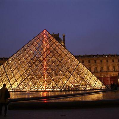 貸切 夜のルーブル美術館 ア・ラ・カルト...の写真