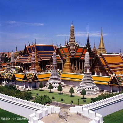 バンコク市内観光 (午後)の写真