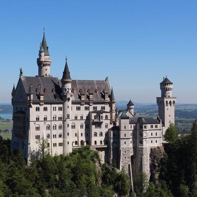 貸切 ノイシュヴァンシュタイン城と世界遺...の写真