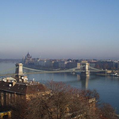 ブダペスト王宮の丘 午後ウォーキングツア...の写真