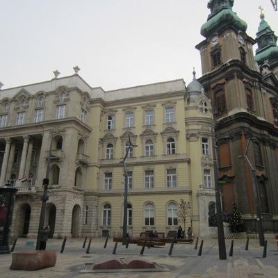 ブダペストのペスト地区 午前散策 Bコー...の写真